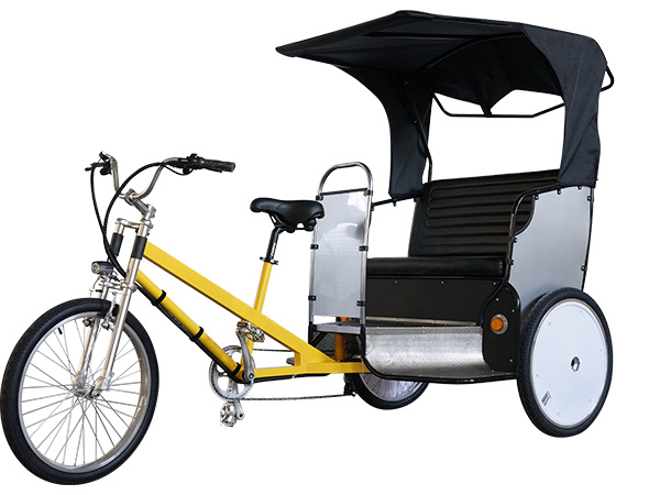 e assist rickshaw