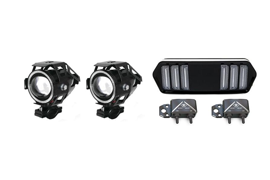 H420E lighting system