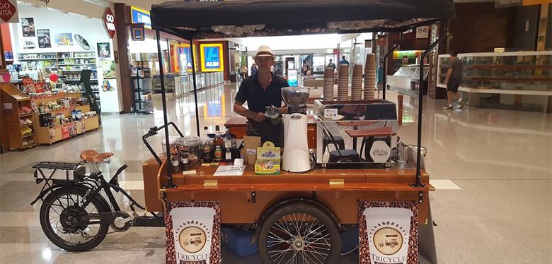 coffee bike video