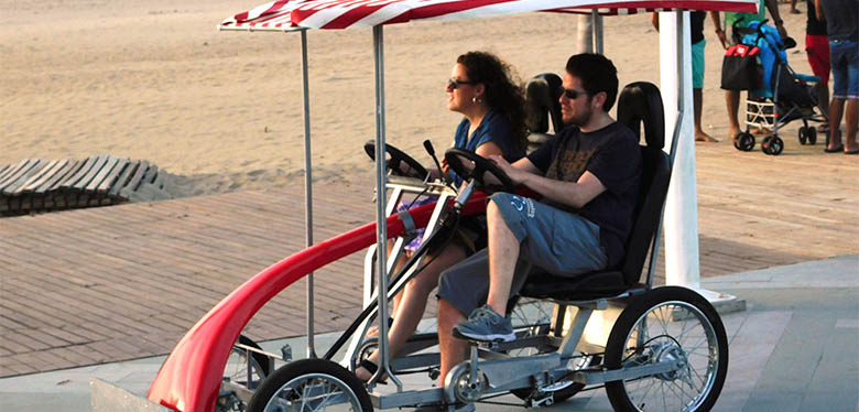 2 person roadster bike feedback 1
